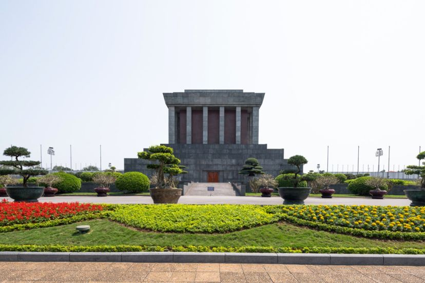 Ho Chi Minh Mausoleum - Place To Visit In Hanoi