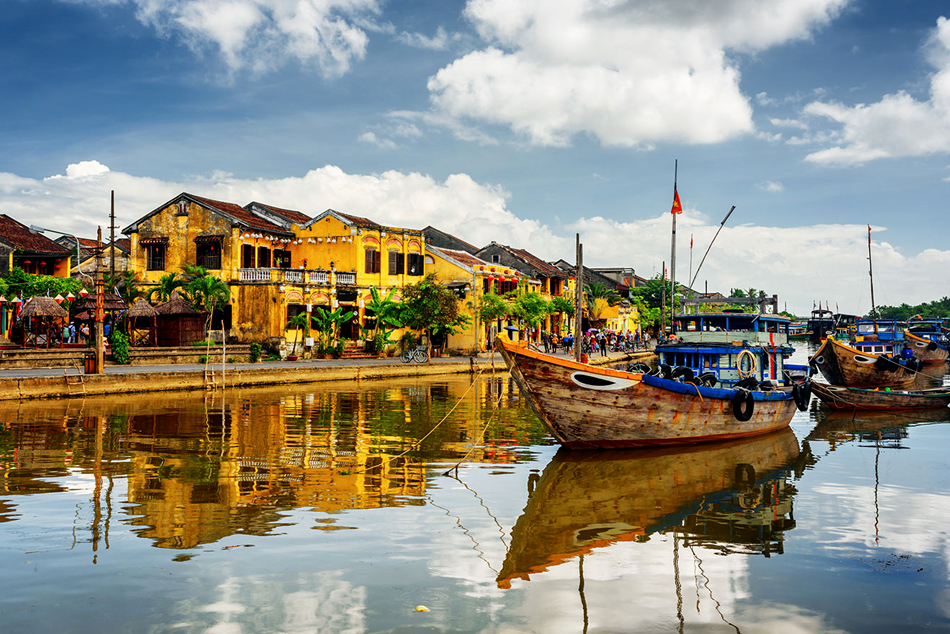 hoi an world cultural heritage